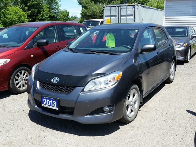 Toyota Of Midland >> 2013 Toyota Matrix Midland Ontario Car For Sale 3067401
