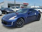 2017 Nissan 370Z  6spd w/climate control,push button start,leather steering wheel,keyless entry,cruise ,bluetooth in Cambridge, Ontario