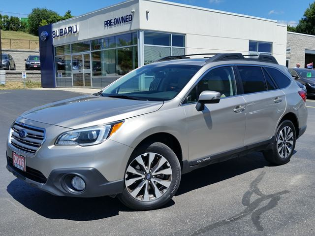 2016 SUBARU OUTBACK 3.6R w/Limited & Tech Pkg in Kitchener, Ontario