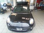 2014 MINI Cooper 2dr NO ACCIDENTS LOW KM 28218 PL PW PM SAFETY & E- in Oakville, Ontario