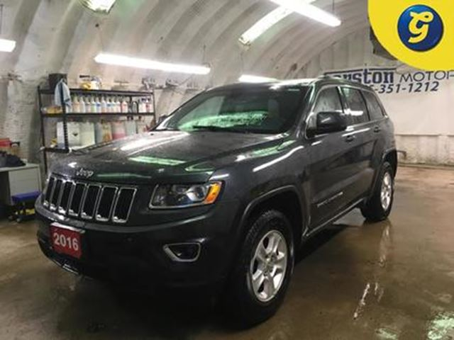2016 JEEP GRAND CHEROKEE LAREDO*QUADRA TRAC 4WD*U CONNECT PHONE*5 INCH TOUC in Cambridge, Ontario
