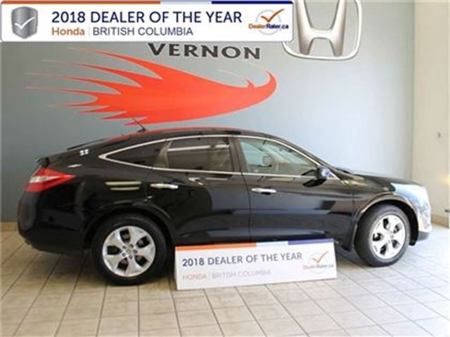 2010 HONDA ACCORD Crosstour EX-L in Vernon, British Columbia
