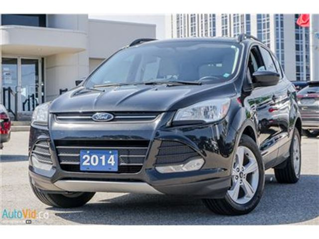 2014 FORD ESCAPE SE  LEATHER  REVERSE CAMERA  TOUCH SCREEN DISPLAY in Cambridge, Ontario