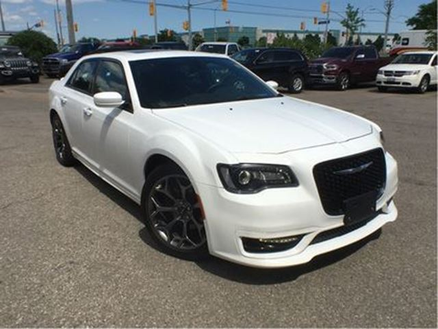 2017 CHRYSLER 300 300S in Mississauga, Ontario