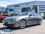 2011 BMW 5 Series 550i xDrive Only 46,575 kms in Mississauga, Ontario