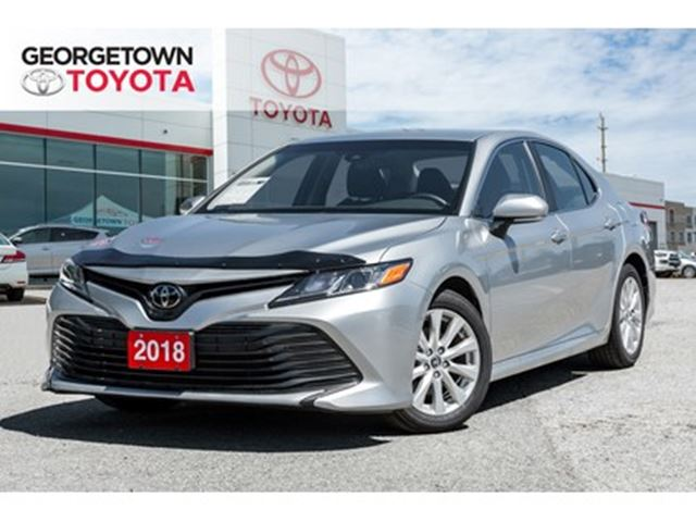 2018 TOYOTA CAMRY LE BACK UP CAMERA POWER SEAT CRUISE CONTROL in Georgetown, Ontario