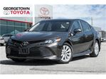 2018 Toyota Camry LE BACK UP CAM POWER SEAT DUAL ZONE CLIMATE in Georgetown, Ontario