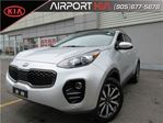2018 Kia Sportage EX Tech w/Black in Mississauga, Ontario