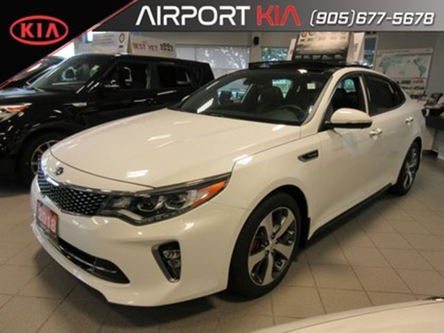 2018 KIA Optima SXL Turbo in Mississauga, Ontario