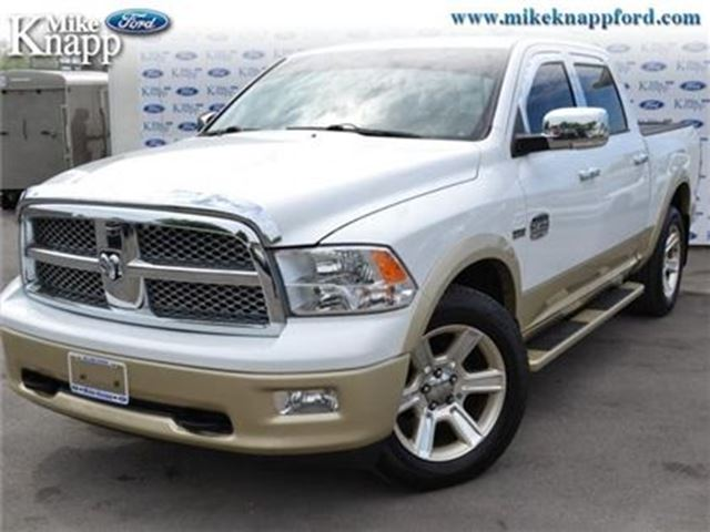 2012 DODGE RAM 1500 Laramie Longhorn in Welland, Ontario