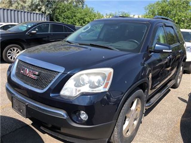 2007 GMC ACADIA SLE 4D Utility AWD Sold As-Is, AWD! in Brampton, Ontario