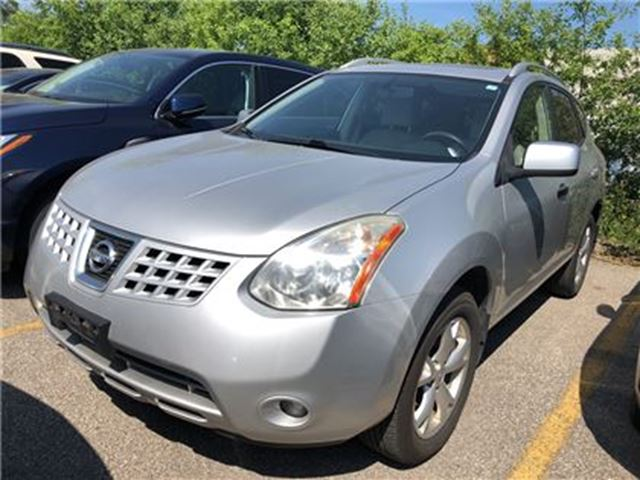 2008 NISSAN ROGUE S AWD CVT AWD, One Owner, Sold As-Is. in Brampton, Ontario