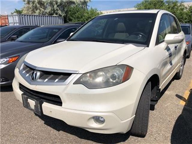 2009 ACURA RDX 5 sp at Sold As-Is, One Owner. in Brampton, Ontario