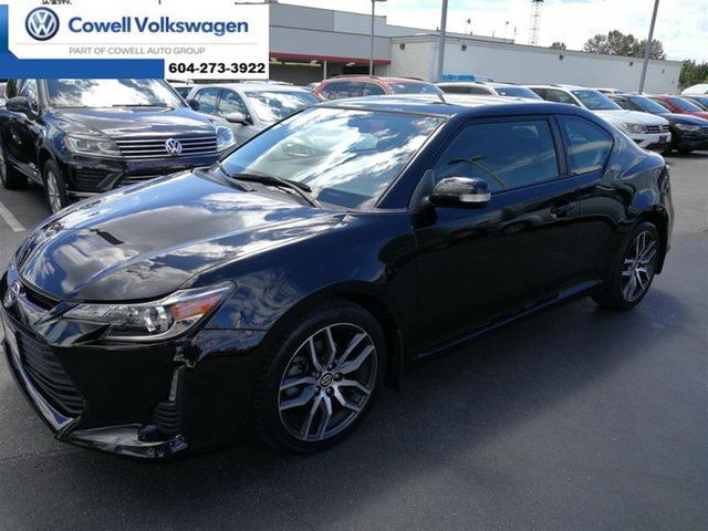 2015 SCION TC 6sp at in Richmond, British Columbia