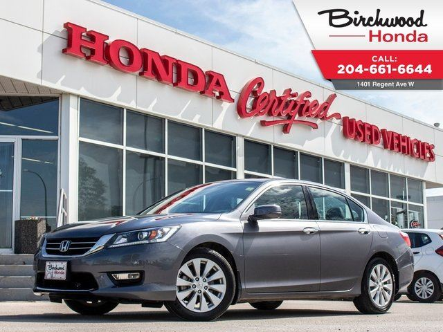 2013 HONDA ACCORD  EX-L V6 in Winnipeg, Manitoba