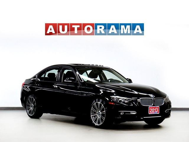 2013 BMW 3 SERIES XDRIVE LEATHER SUNROOF ALLOYS 4WD in North York, Ontario