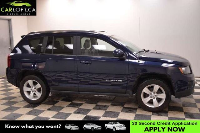 2014 JEEP COMPASS Sport- UCONNECT * SAT RADIO * BACKUP CAM in Kingston, Ontario