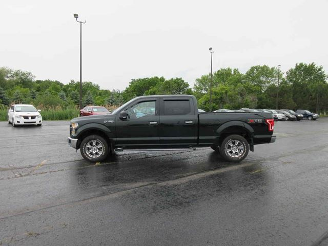 2016 FORD F-150 XLT XTR CREW in Cayuga, Ontario