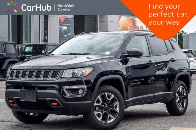 2017 JEEP COMPASS Trailhawk in Thornhill, Ontario