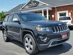 2015 Jeep Grand Cherokee Limited 4x4 in Paris, Ontario