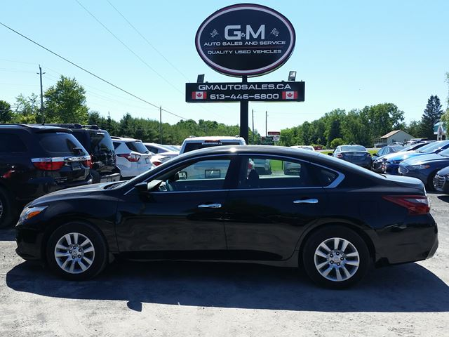 2018 Nissan Altima 2.5 S for sale