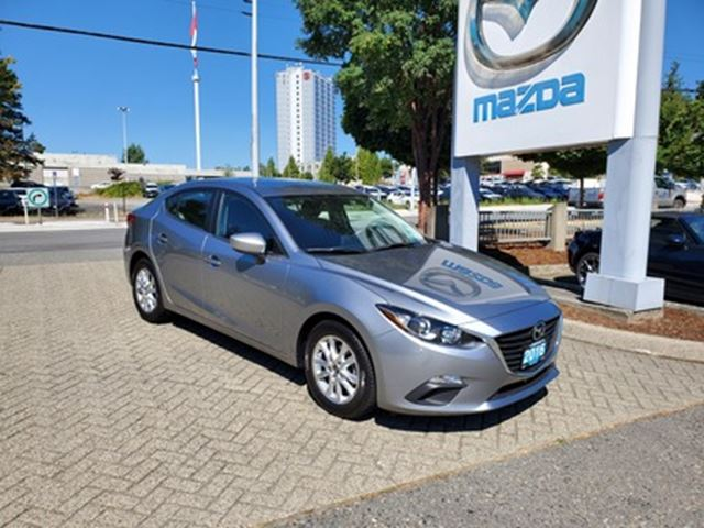 2016 MAZDA MAZDA3 - in Surrey, British Columbia