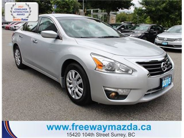 2015 Nissan Altima - in Surrey, British Columbia