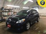 2013 Toyota Matrix POWER HEATED MIRRORS*TRACTION CONTROL*AM/FM/CD/AUX in Cambridge, Ontario