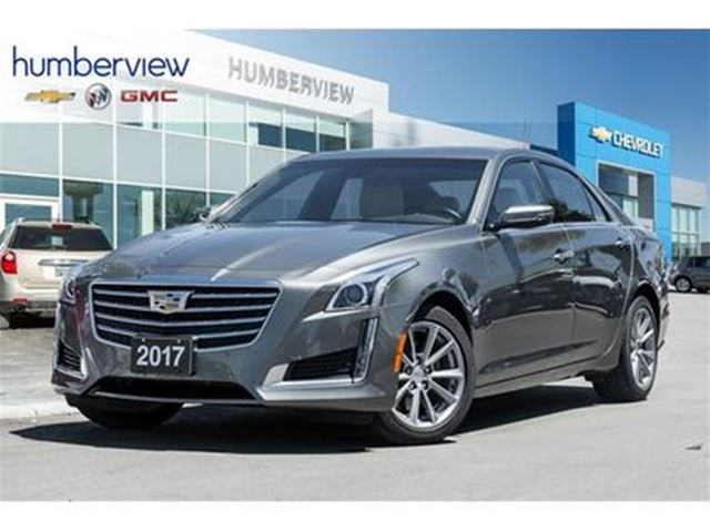 2017 CADILLAC CTS 3.6L Luxury in Toronto, Ontario