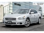2014 Nissan Maxima LOADED! PANO ROOF! LEATHER! NAVI! in Mississauga, Ontario