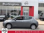 2015 Nissan Leaf S in Burlington, Ontario