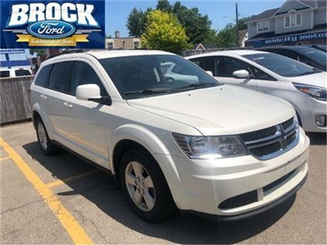 2014 DODGE JOURNEY SE Plus in Niagara Falls, Ontario