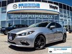 2015 Mazda MAZDA3 GS,Alloys,htd sts,camera,alloys,One owner in Vaughan, Ontario