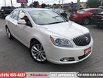 2014 Buick Verano Leather   NAV   ROOF   HEATED SEATS in London, Ontario