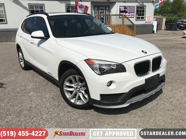 2015 BMW X1 xDrive28i   LEATHER   ROOF   HEATED SEATS in London, Ontario
