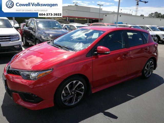 2016 SCION IM CVT in Richmond, British Columbia