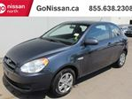 2008 Hyundai Accent ACCIDENT FREE, LOW KMS, AUTOMATIC in Edmonton, Alberta