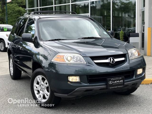 Acura MDX AT AWD Local One Owner CD Player AUX Leather S Grey - Acura mdx cd player