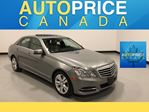 2013 Mercedes-Benz E-Class NAVIGATION|POWER SEAT|LEATHER in Mississauga, Ontario