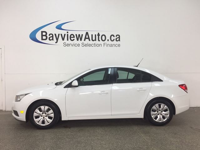 2014 CHEVROLET CRUZE 1LT - TURBO! REM START! A/C! ON STAR! CRUISE! in Belleville, Ontario