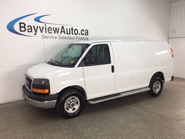 2016 GMC Savana 2500 1WT - 4.8L! A/C! CRUISE! LOW KM! PWR GROUP! in Belleville, Ontario