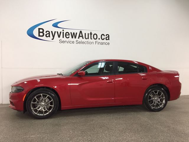 2017 Dodge Charger - ALLOYS! REM START! SUNROOF! BEATS! BSA! U-CONNECT! in Belleville, Ontario