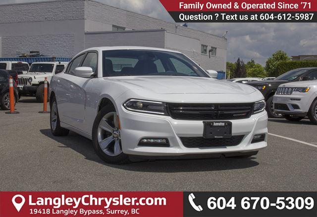 2017 Dodge Charger SXT in Surrey, British Columbia
