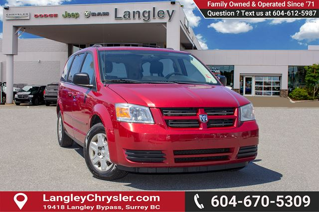 2008 Dodge Grand Caravan SE in Surrey, British Columbia