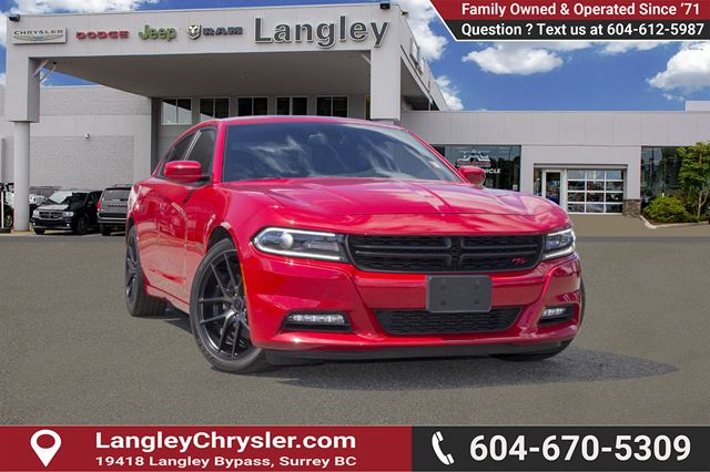2015 Dodge Charger R/T in Surrey, British Columbia