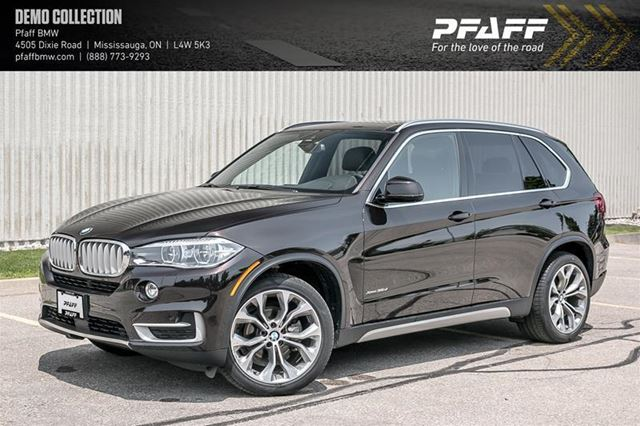 2018 BMW X5 xDrive35d in Mississauga, Ontario