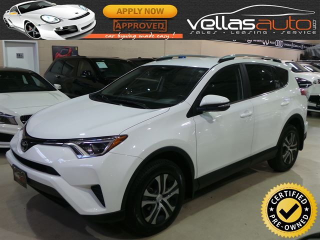 2017 TOYOTA RAV4 LE| AWD|BACK-UP CAMERA| CRUISE CONTROL in Vaughan, Ontario