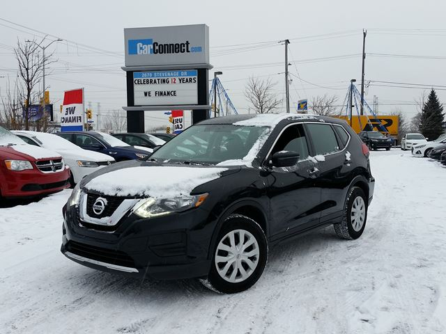 2017 NISSAN ROGUE AWD! ONLY $19 DOWN $74/WKLY!! in Ottawa, Ontario