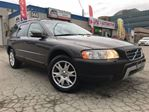 2007 Volvo XC70 2.5T_LEATHER_SUNROOF_POWER FOLDING MIRRORS in Oakville, Ontario