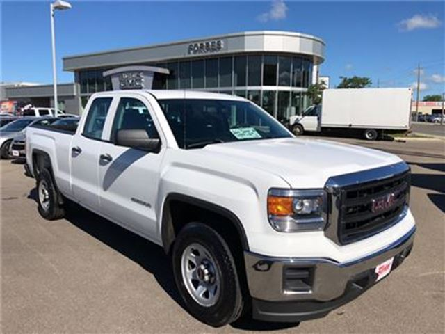 2014 GMC SIERRA 1500 WORK TRUCK \ V6 \ TRAILER PACKAGE \ in Waterloo, Ontario